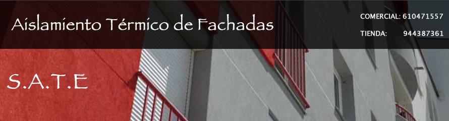 TIENDA DE AISLAMIENTO TERMICO DE FACHADAS SATE