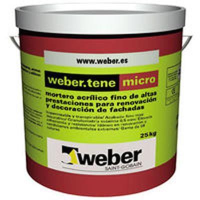 WEBER.TENE MICRO 25 KG