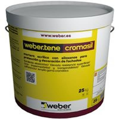 WEBER.TENE CROMASIL 25 KG
