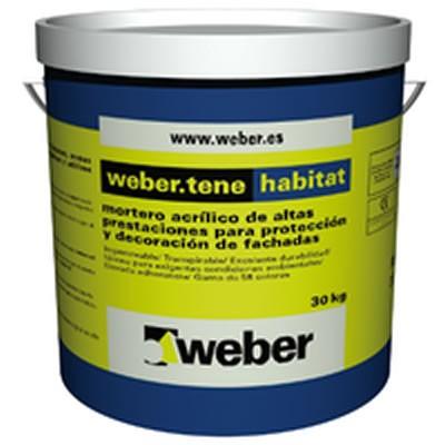 WEBER.TENE HABITAT 25 KG
