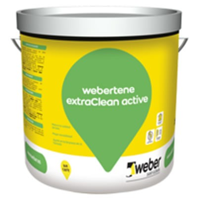 WEBER.TENE EXTRACLEAN ACTIVE 25 KG