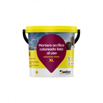 WEBERTENE CLASSIC   XL 25 KG