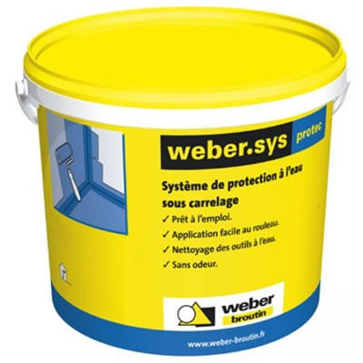 WEBER.SYS PROTEC 6,2 KG KIT
