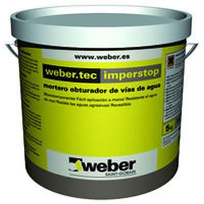 WEBER.TEC IMPERSTOP 5 KG