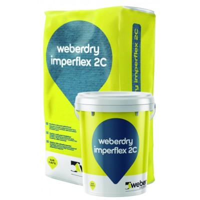 WEBER.TEC IMPERFLEX 2 C  33,3 KG