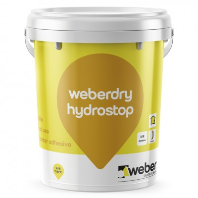WEBER.TEC HYDROSTOP 20 KG