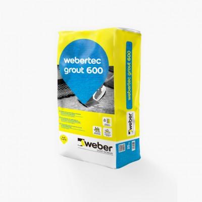 WEBER.TEC GROUT 600 25 KG